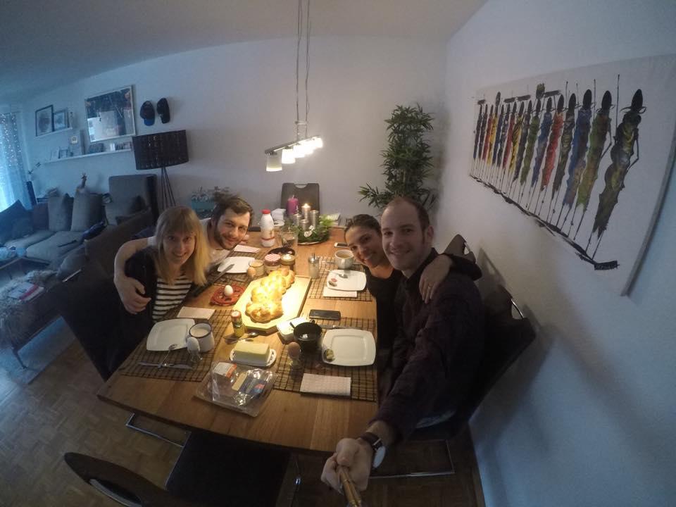 Share The Trip – Zurich