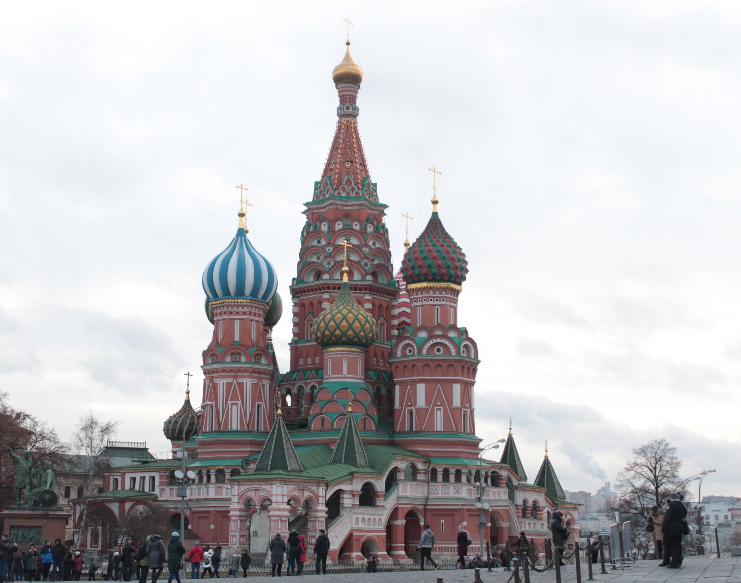 Mosca – La città dei balocchi