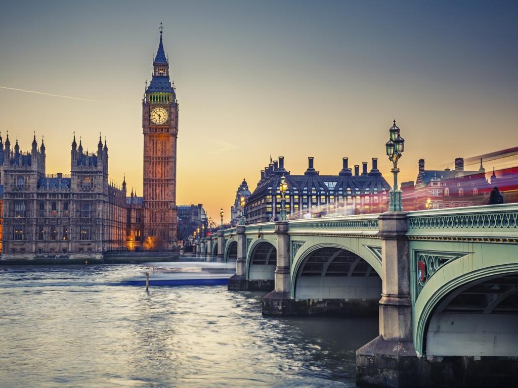 Londra Day 0