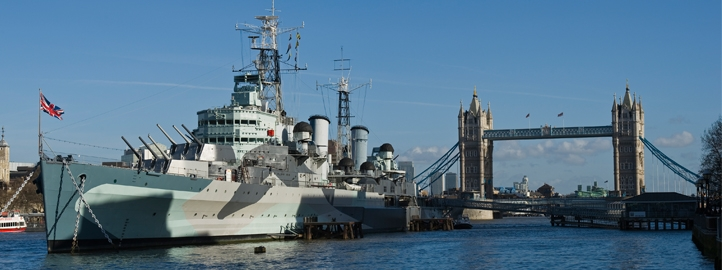 HMS Belfast – Londra