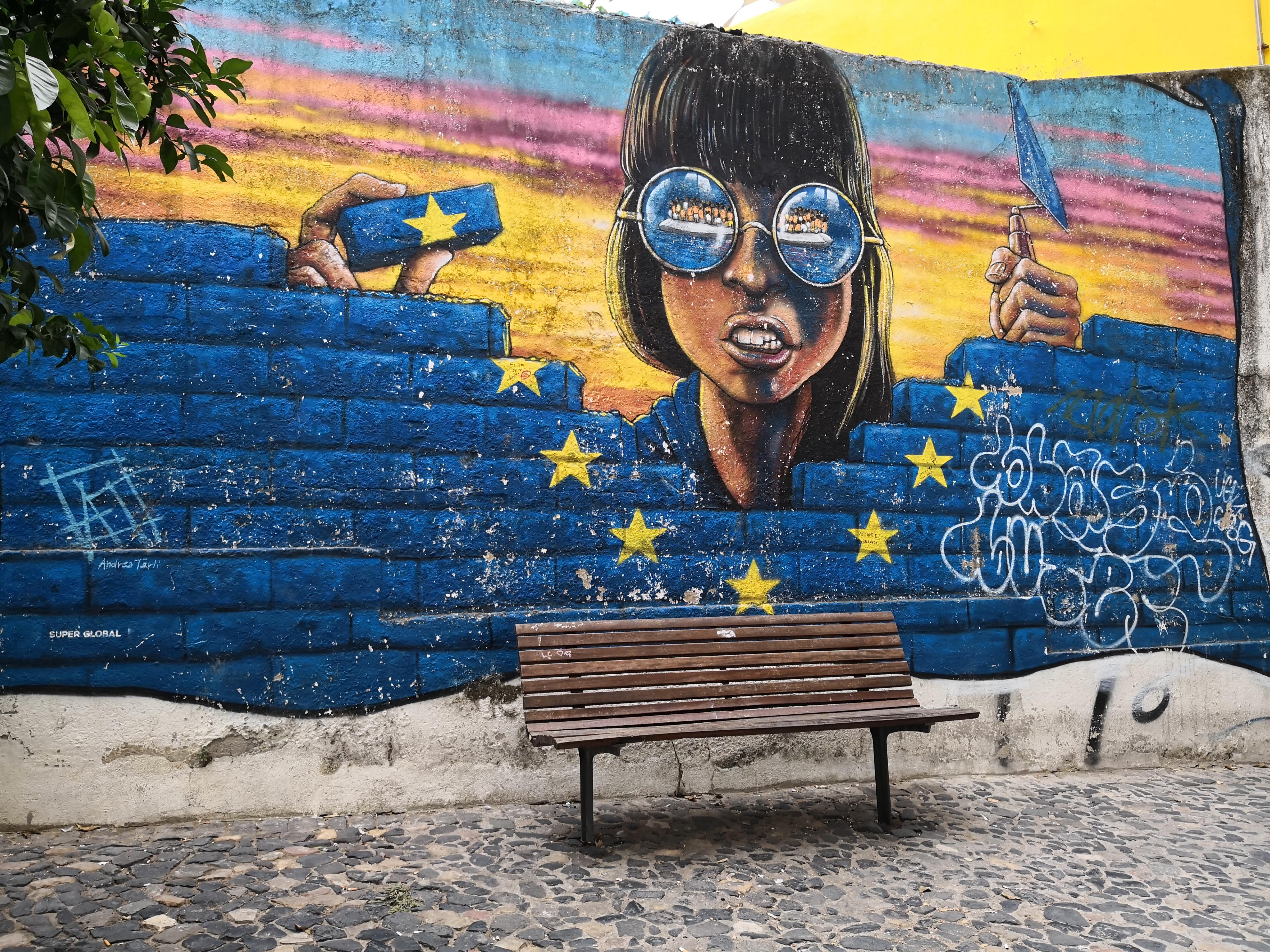 Street Art a Lisbona (Guida con mappa)
