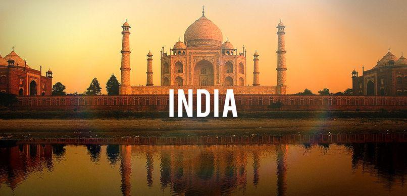Perchè l'India?