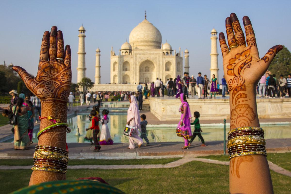 Progetto India – Itinerario