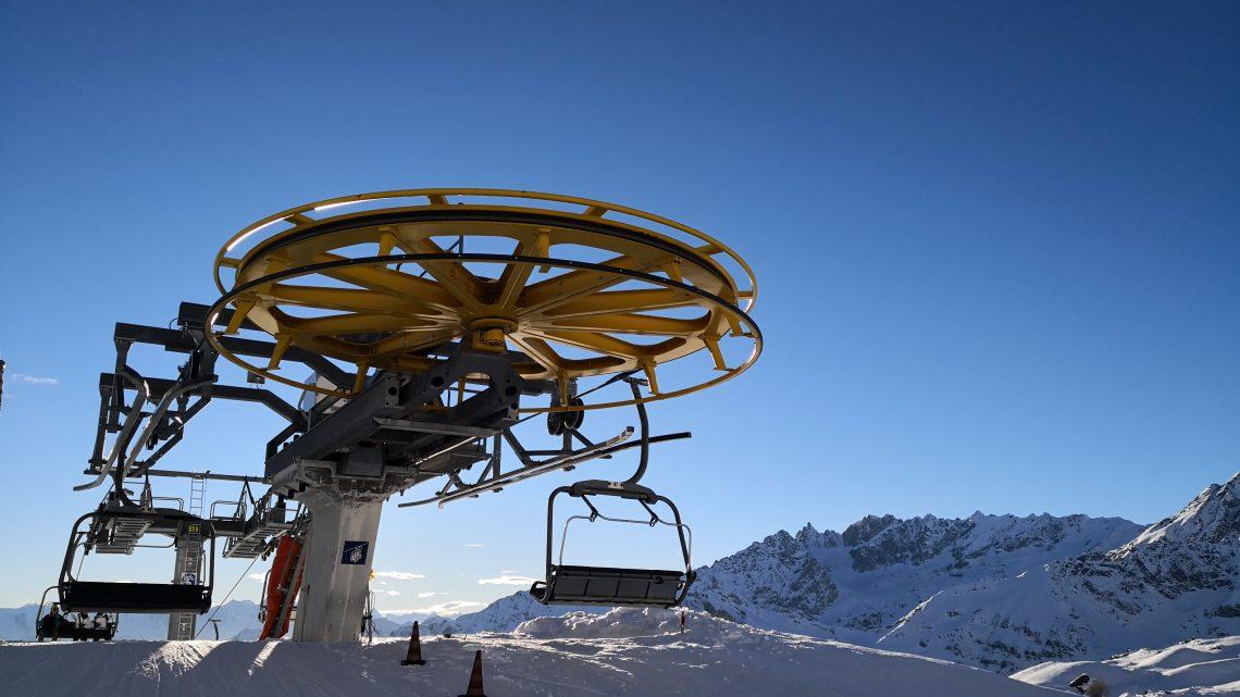 Una sciata in Valtournanche