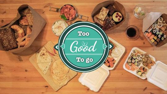 Too good to go, L'app anti-spreco